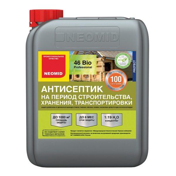 NEOMID 46 BiO антисептик для дерева