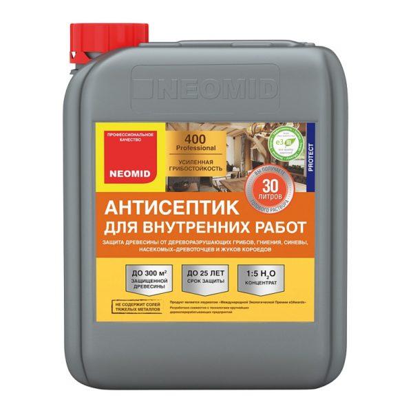 NEOMID 400 антисептик для дерева
