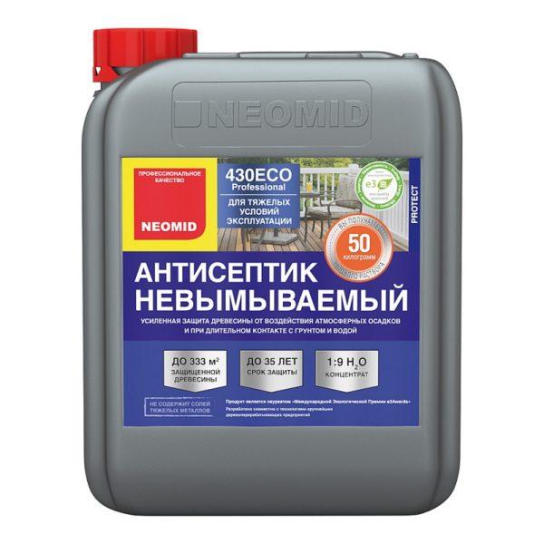 NEOMID 430 eco антисептик для дерева