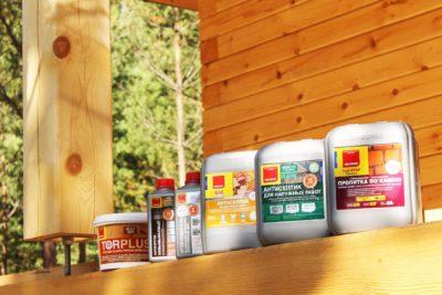 Почему необходимо защищать древесину от гниения препаратами Неомид?