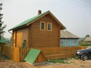 Технология покраски деревянных домов. Какие материалы применяются для окраски?