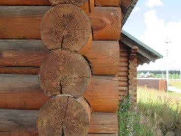 Технология теплый шов для деревянных домов. Где ее купить в Москве?